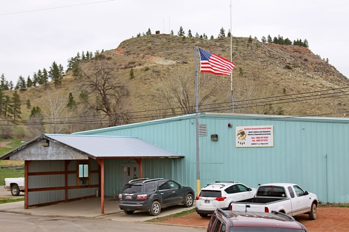 Northern Cheyenne Recovery Center
