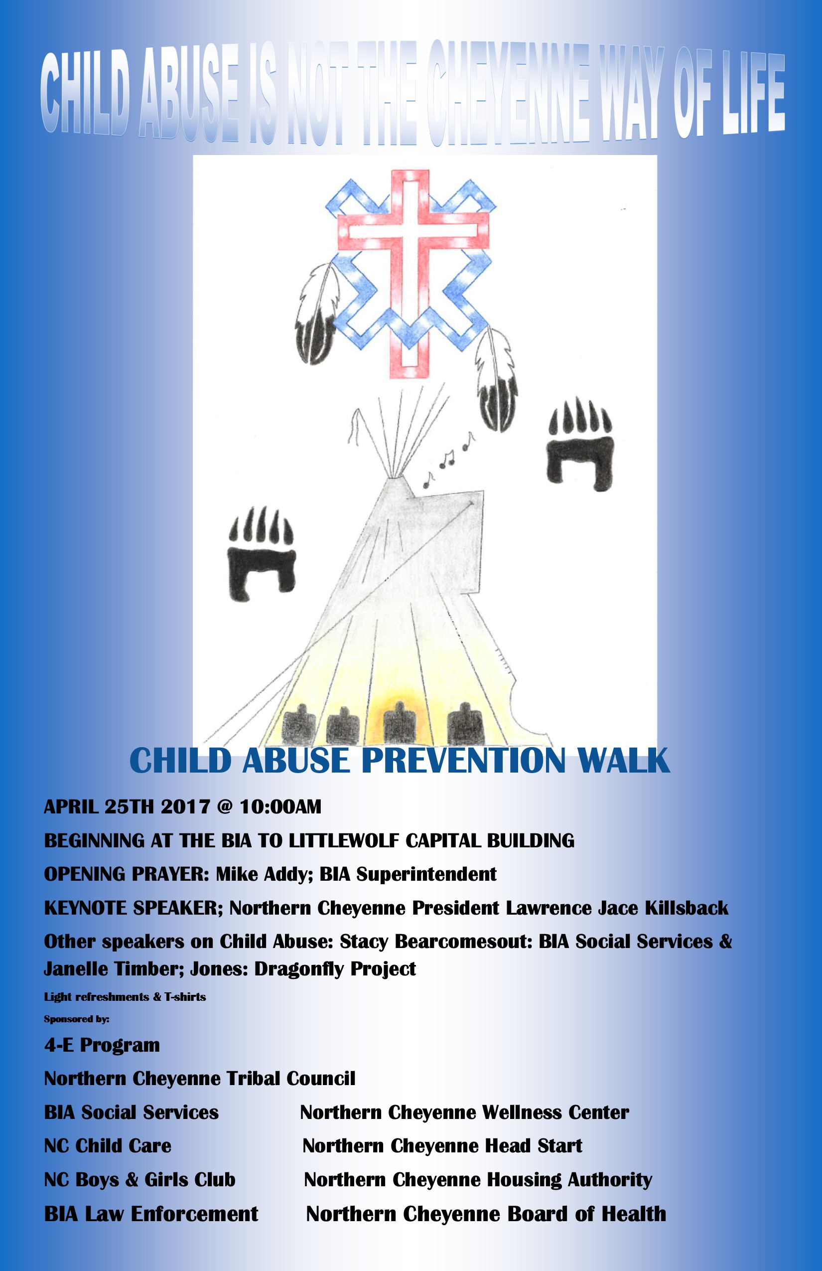 Child abuse prevention 2017