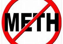 no to meth